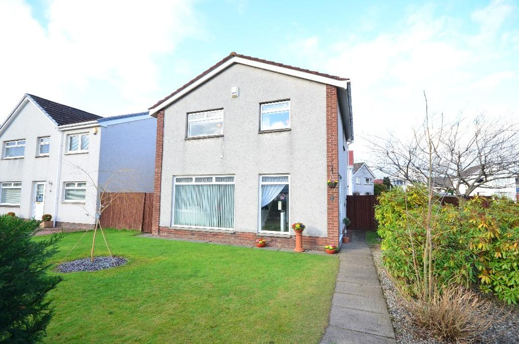 4 Bedrooms Detached House for sale in Keats Park, Bothwell, South Lanarkshire, G71 8TG