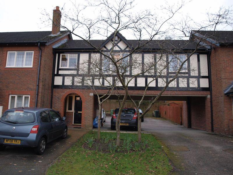 1 Bedroom Apartment Flat for sale in Claremont Close, Kingsmead, CW9 8FF