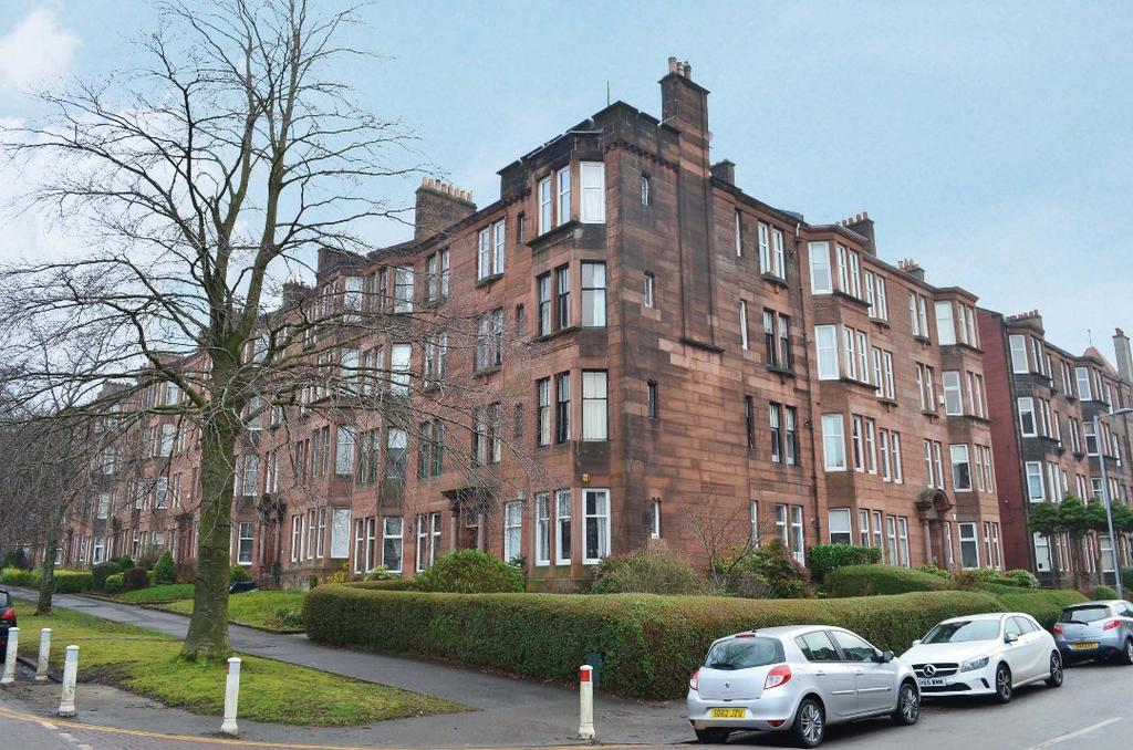 1 Bedroom Flat for sale in Woodcroft Avenue, Flat 2/1, Broomhill, Glasgow, G11 7HX