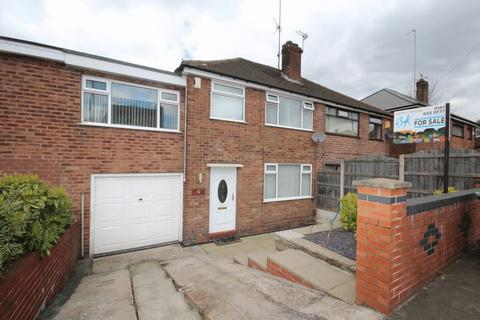 4 bedroom semi-detached house for sale - Hillside Drive, Middleton, Manchester M24 2LS