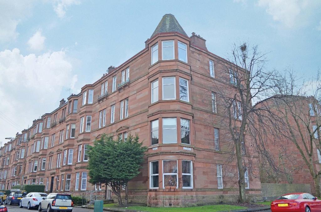 2 Bedrooms Flat for sale in Ledard Road, Flat 1/1, Langside, Glasgow, G42 9RE