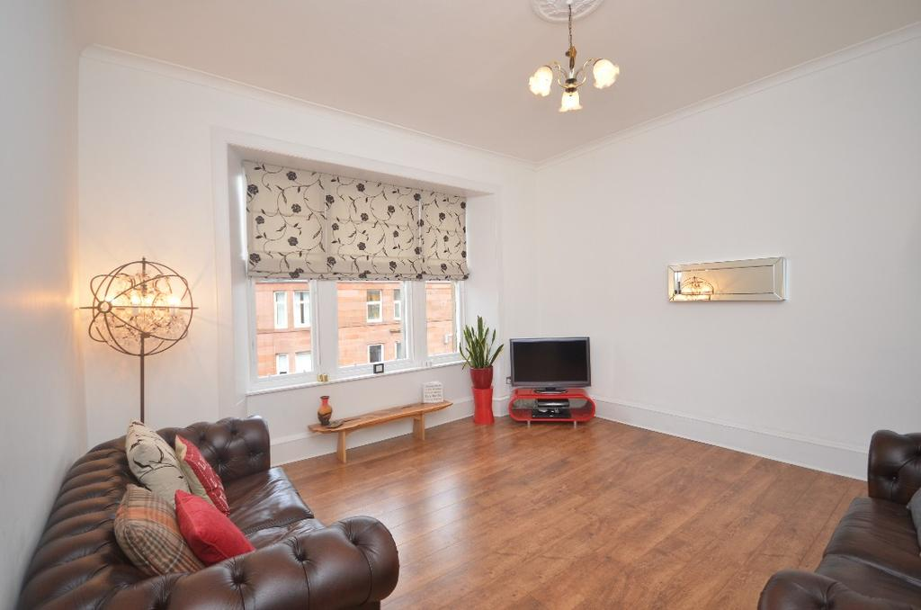 3 Bedrooms Flat for sale in Bolton Drive , Flat 3/3, Mount Florida , Glasgow, G42 9DX