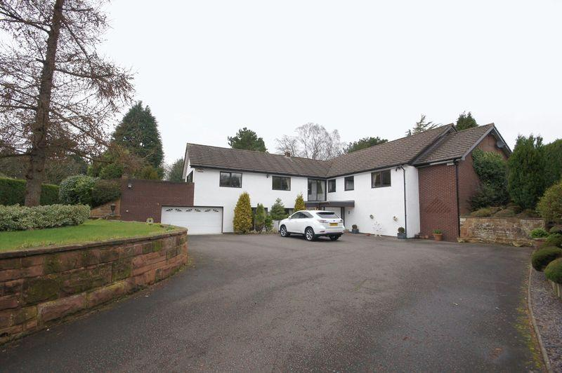 4 Bedrooms Detached House for sale in Gayton Lane