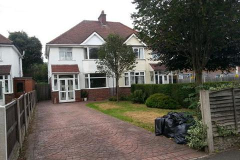 3 bedroom semi-detached house to rent - Coleshill Road, Sutton Coldfield, Three bedrooms, B75 7AX