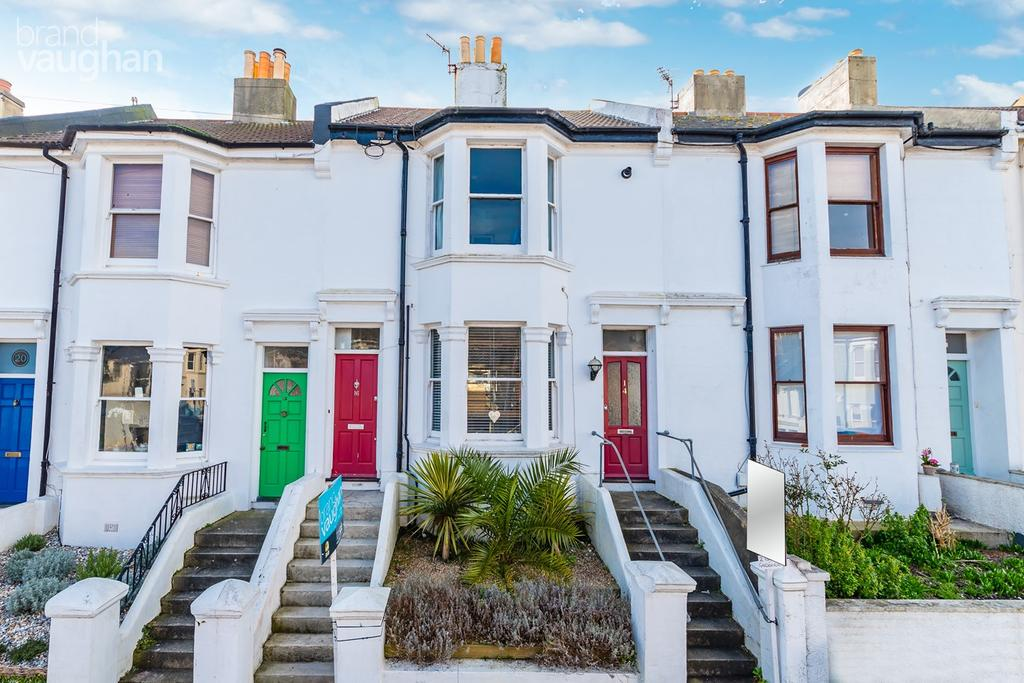 2 Bedrooms Ground Flat for sale in Crescent Road, Brighton, BN2