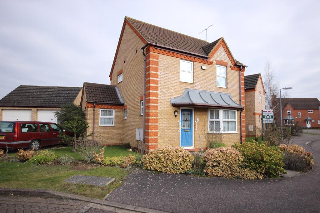 3 Bedrooms Detached House for sale in Meadhook Drive, Barton Le Clay , MK45