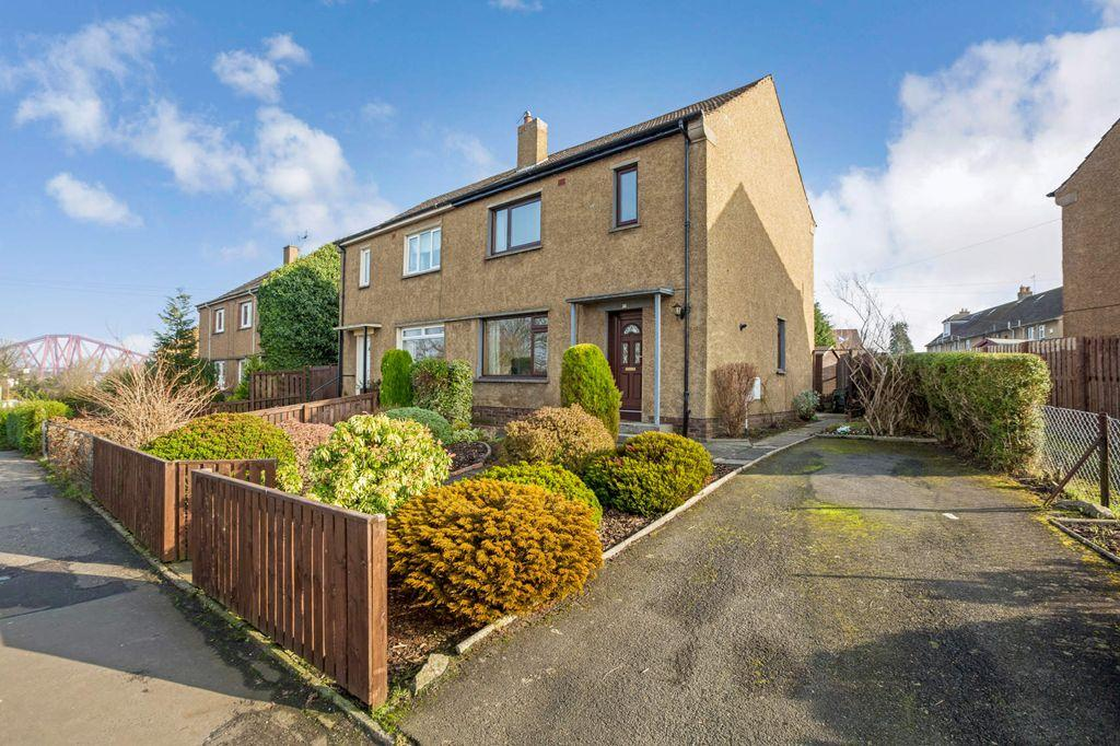 3 Bedrooms Semi Detached House for sale in 20 Burgess Road, South Queensferry, EH30 9JA