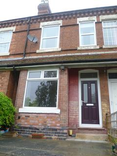 2 bedroom terraced house to rent - Woodleigh Avenue, Harborne, Birmingham B17