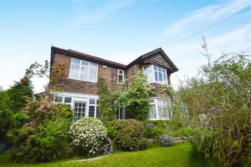5 Bedrooms Detached House for sale in Grove Lane, Hale, Cheshire, WA15