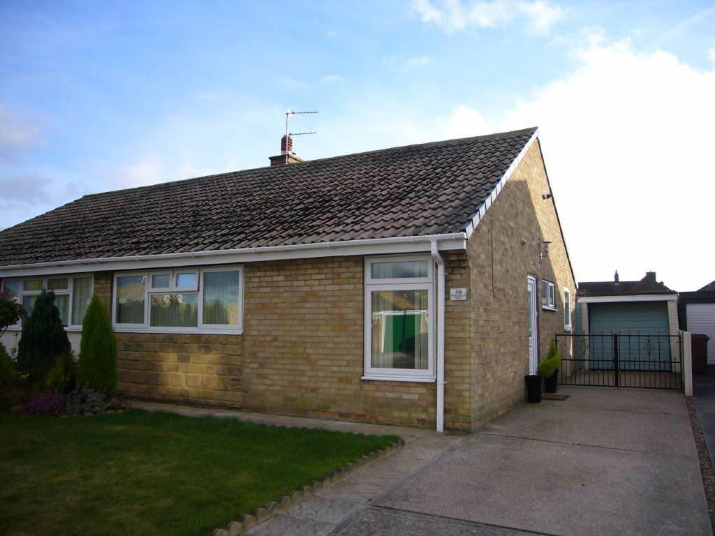2 Bedrooms Semi Detached Bungalow for sale in Goole