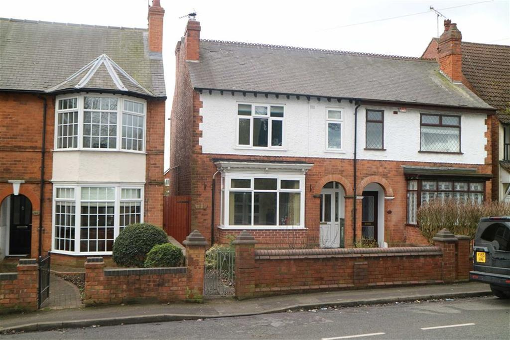 3 Bedrooms Semi Detached House for sale in Alfreton Road, Sutton In Ashfield, Notts., NG17