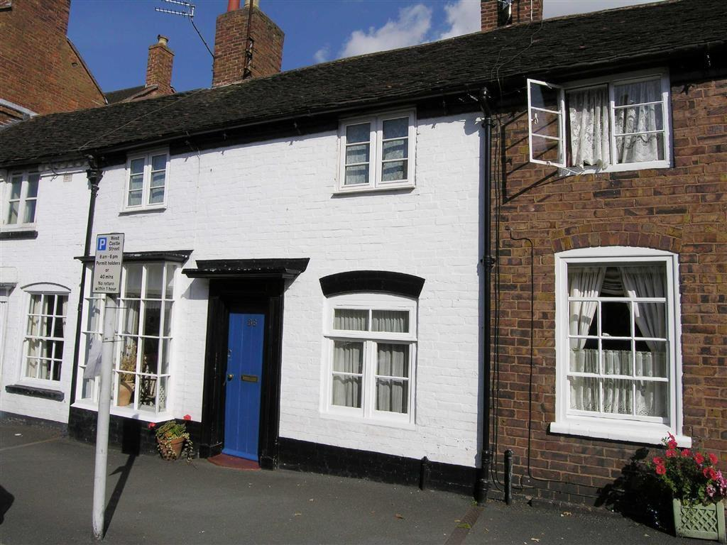 3 Bedrooms Terraced House for sale in West Castle Street, Bridgnorth, Shropshire