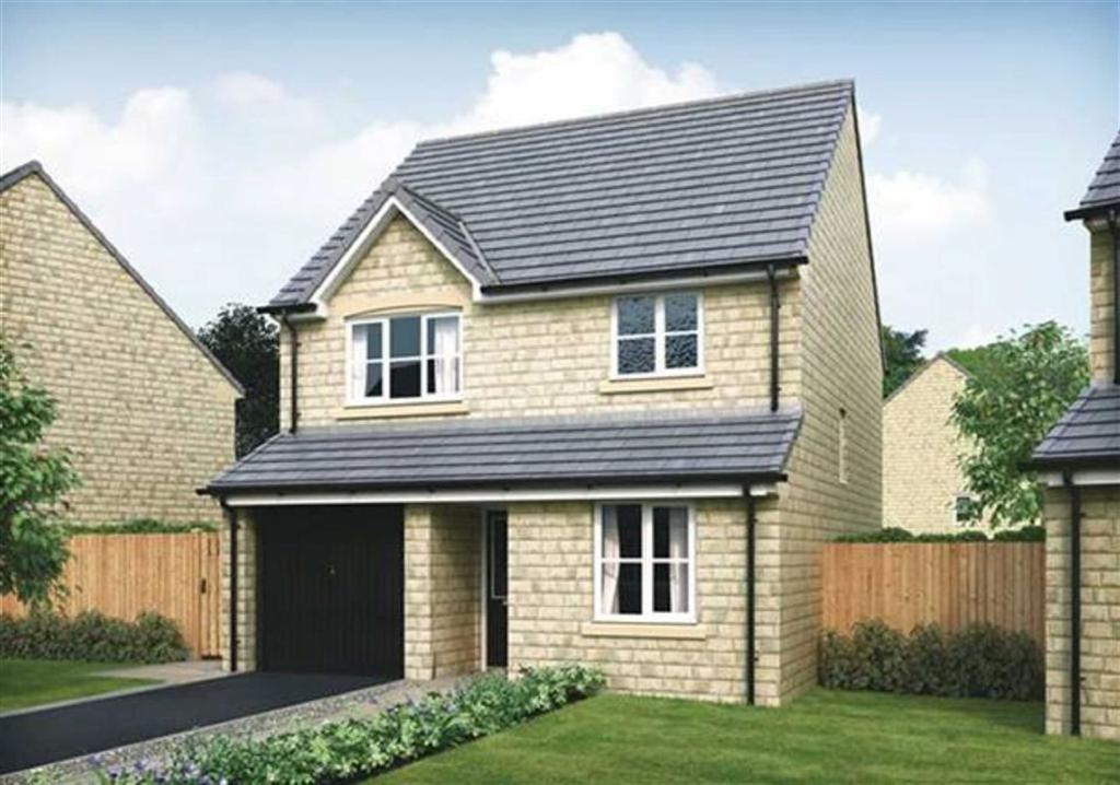 3 Bedrooms Detached House for sale in The Carron, Lindley, Huddersfield, HD3
