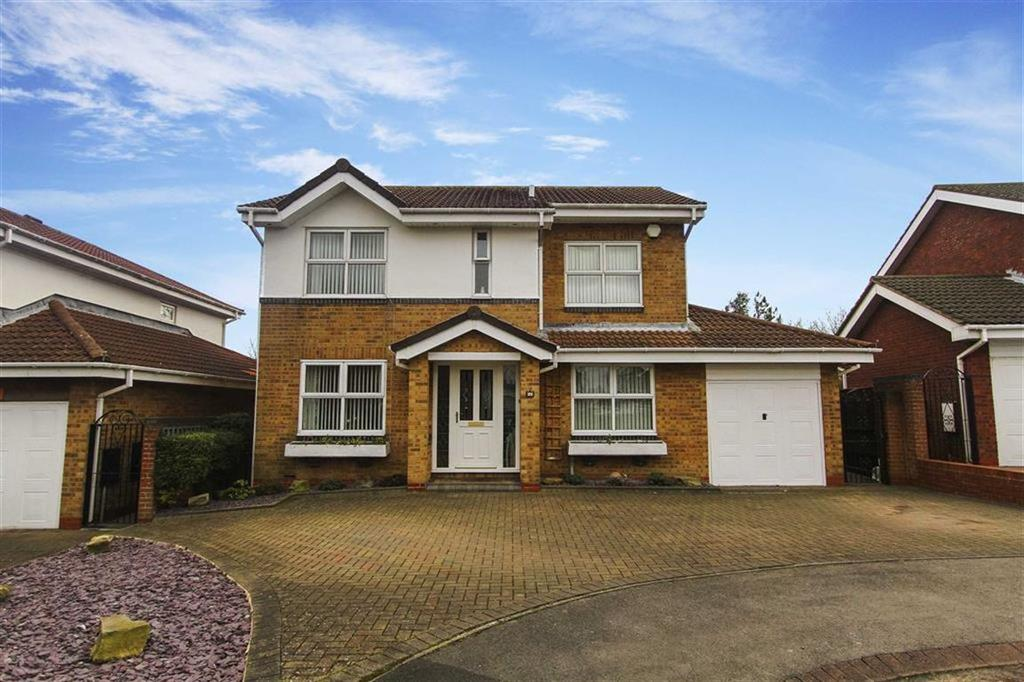 4 Bedrooms Detached House for sale in Downswood, Killingworth