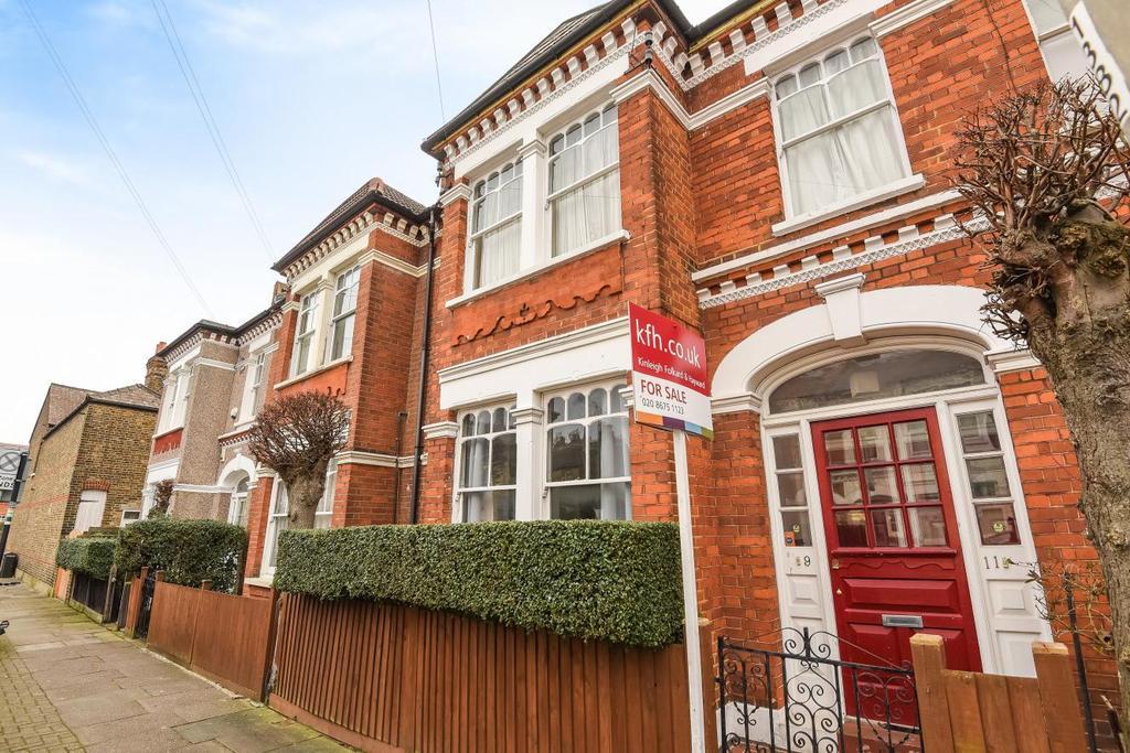2 Bedrooms Flat for sale in Netherfield Road, Tooting Bec, SW17