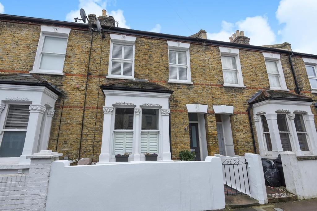 3 Bedrooms Terraced House for sale in Squarey Street, Earlsfield, SW17