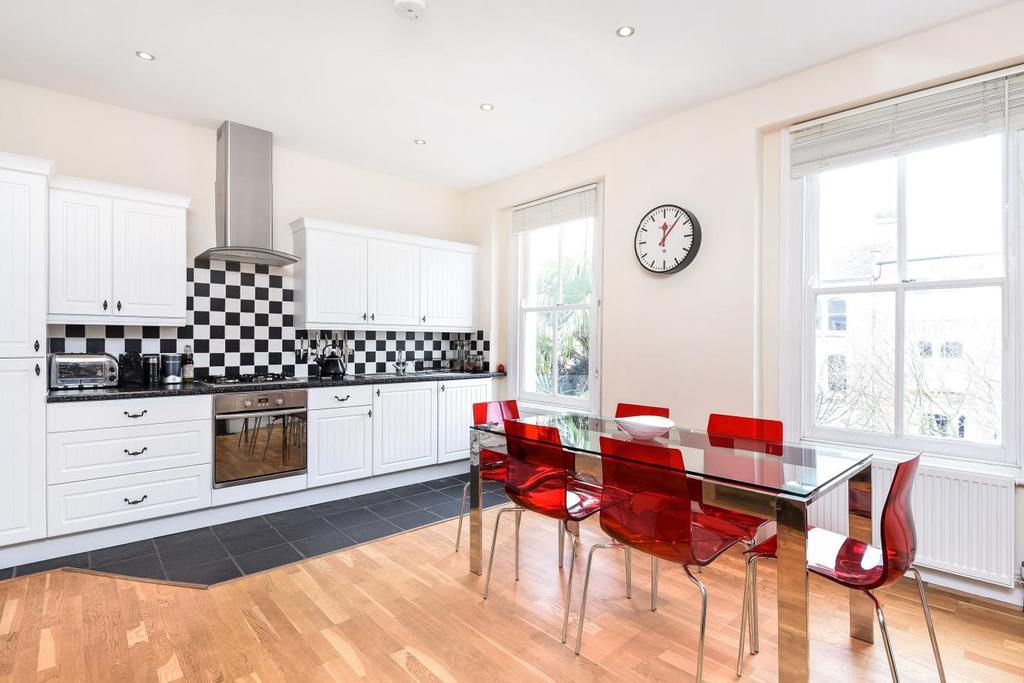 3 Bedrooms Flat for sale in Miranda Road, Whitehall Park, N19