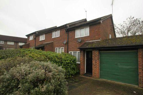 2 Bedrooms Terraced House for sale in Avebury, Cippenham