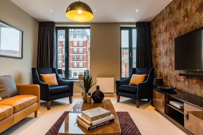 3 Bedrooms Apartment Flat for sale in St Paul's House,St Paul's Square, Birmingham B3