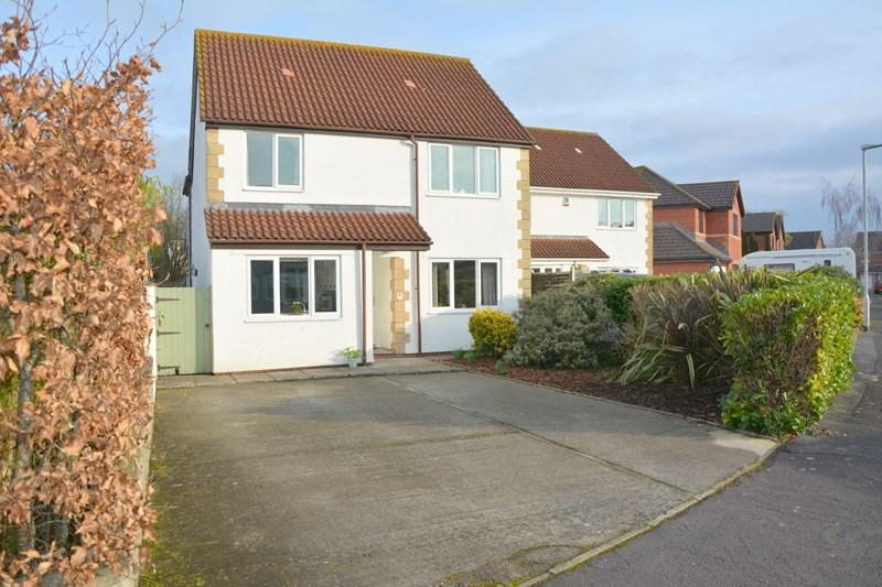 4 Bedrooms Detached House for sale in The Chantry, Rooksbridge