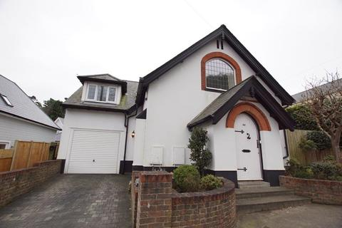 3 bedroom detached house for sale - Lilliput Road, Lilliput, Poole