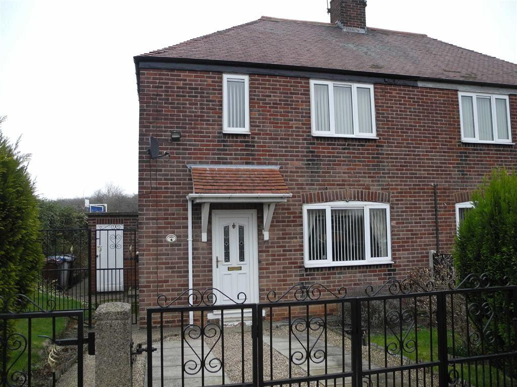 2 Bedrooms Semi Detached House for sale in Gooseacre Avenue, Thurnscoe, Rotherham, S63