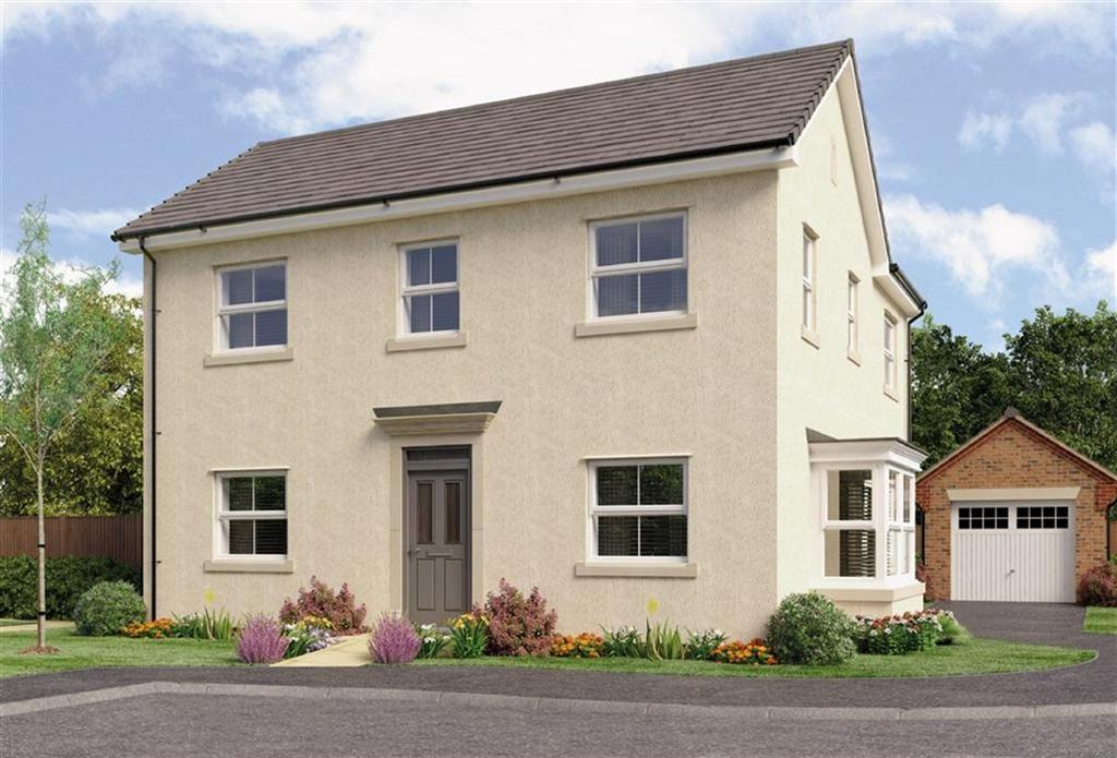 4 Bedrooms Detached House for sale in The Repton, Otley Road, Harrogate, North Yorkshire