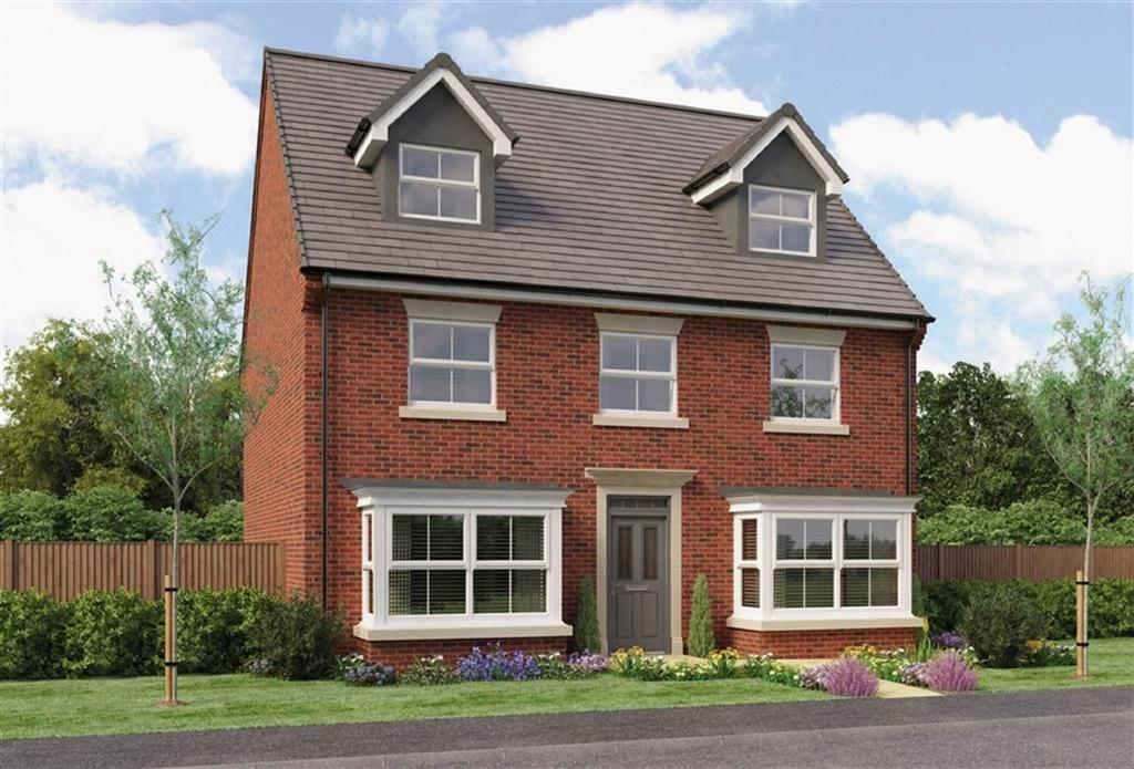 5 Bedrooms Detached House for sale in Otley Road, Harrogate, North Yorkshire