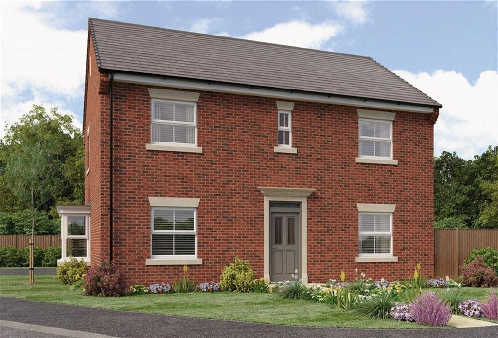 4 Bedrooms Detached House for sale in The Stevenson, Otley Road, Harrogate, North Yorkshire