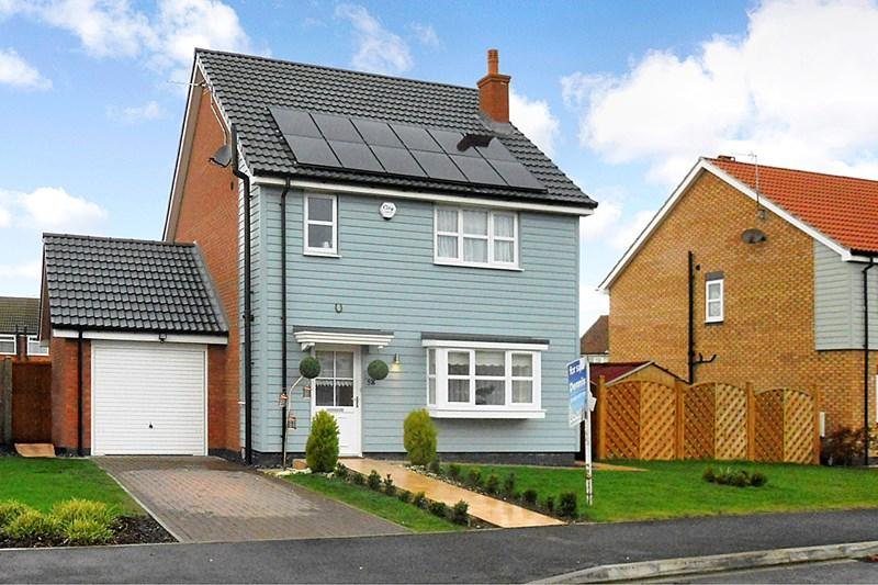 3 Bedrooms Detached House for sale in Astley Close, Hedon, Hull
