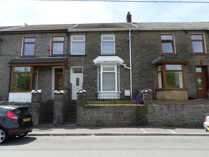 3 Bedrooms Terraced House for sale in Madeline Street, Ferndale