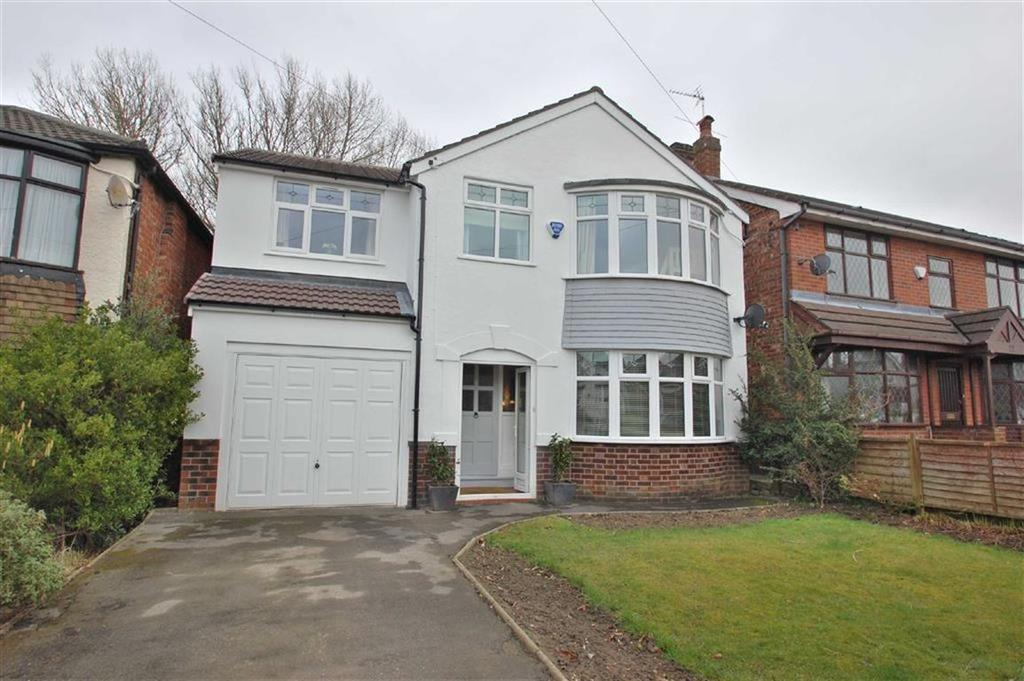 4 Bedrooms Detached House for sale in Waterloo Road, Bramhall, Cheshire