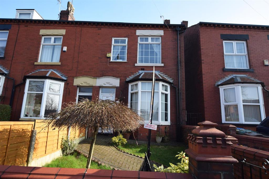 4 Bedrooms End Of Terrace House for sale in Rectory Street, Middleton, Manchester
