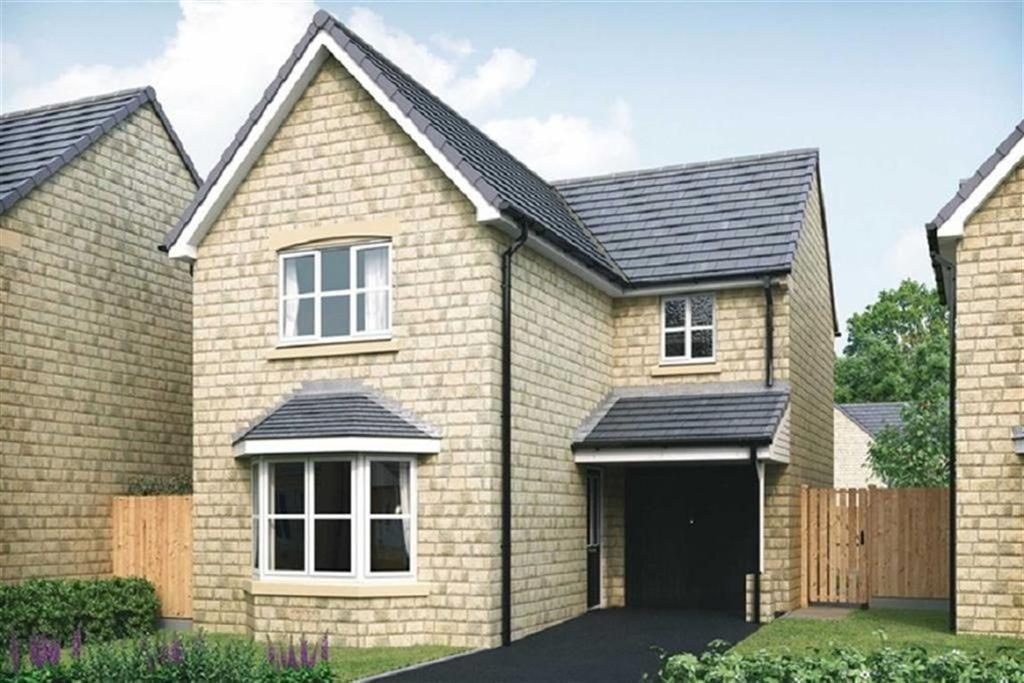 3 Bedrooms Detached House for sale in The Orwell, Lindley, Huddersfield, HD3