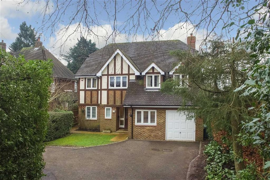 5 Bedrooms Detached House for sale in Cunningham Hill Road, St Albans, Hertfordshire