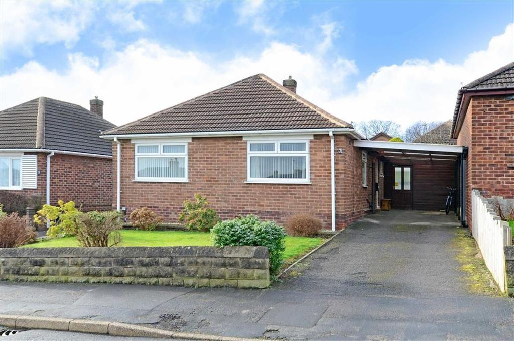 2 Bedrooms Bungalow for sale in 7, Bents Crescent, Dronfield, Derbyshire, S18