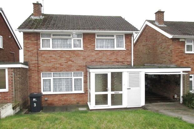 3 Bedrooms Detached House for sale in Longstone Rise, Belper, DE56