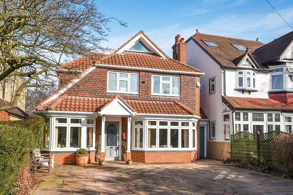 4 Bedrooms Detached House for sale in Hawes Lane West Wickham BR4