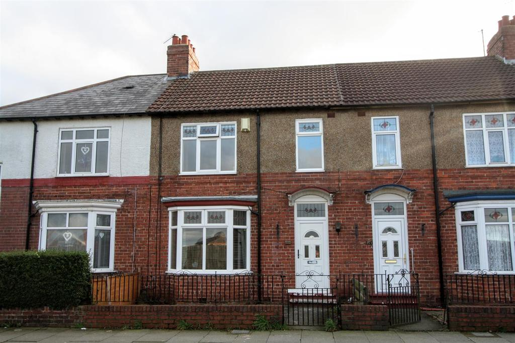 3 Bedrooms Terraced House for sale in Brinkburn Road, Darlington