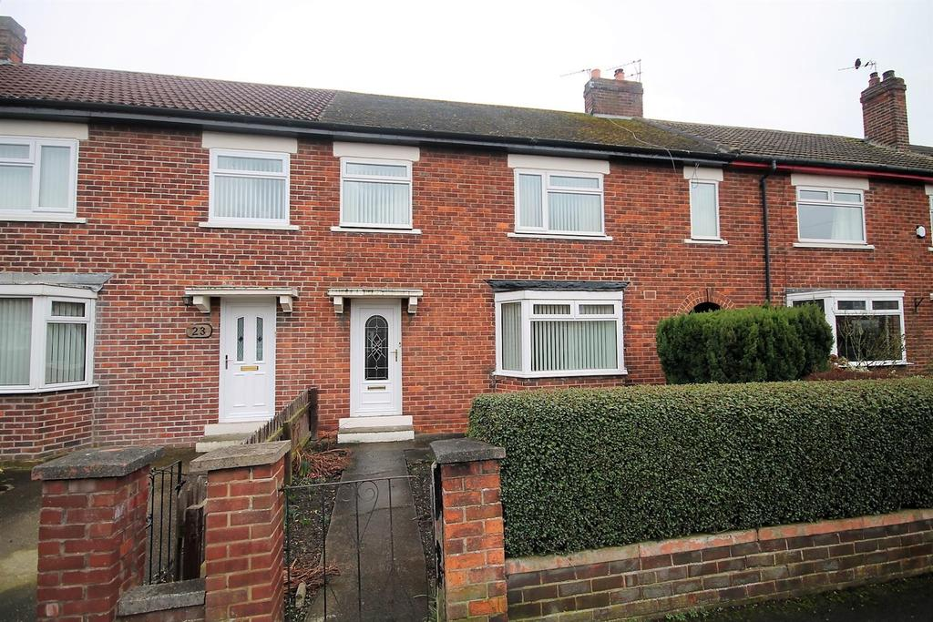 3 Bedrooms Terraced House for sale in Chestnut Road, Eaglescliffe