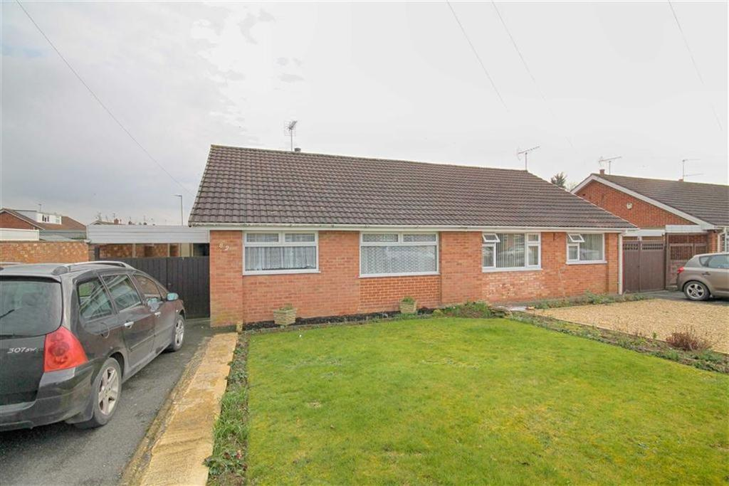 2 Bedrooms Semi Detached Bungalow for sale in Springbank Road, Springbank, Cheltenham, GL51