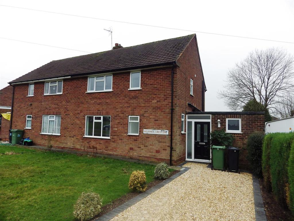 3 Bedrooms Semi Detached House for sale in Bournes crescent, Halesowen