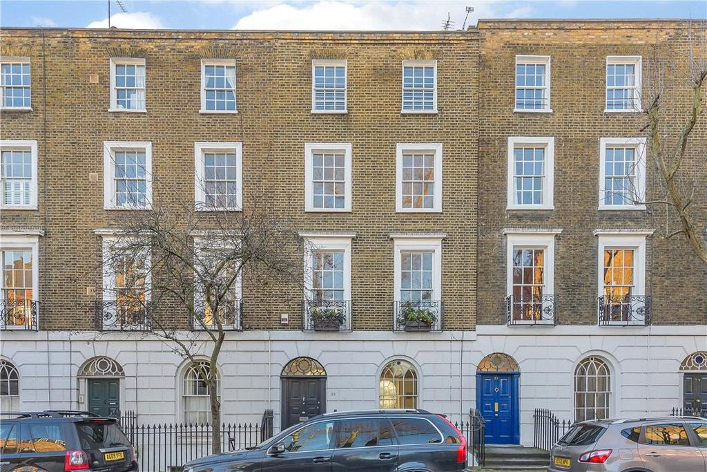 5 Bedrooms Terraced House for sale in Barnsbury Street, London, N1