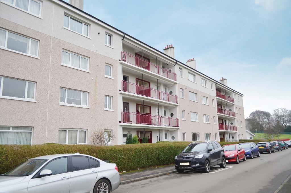 3 Bedrooms Flat for sale in Bonnyrigg Drive, Flat 1/1, Eastwood, Glasgow , G43 1HW