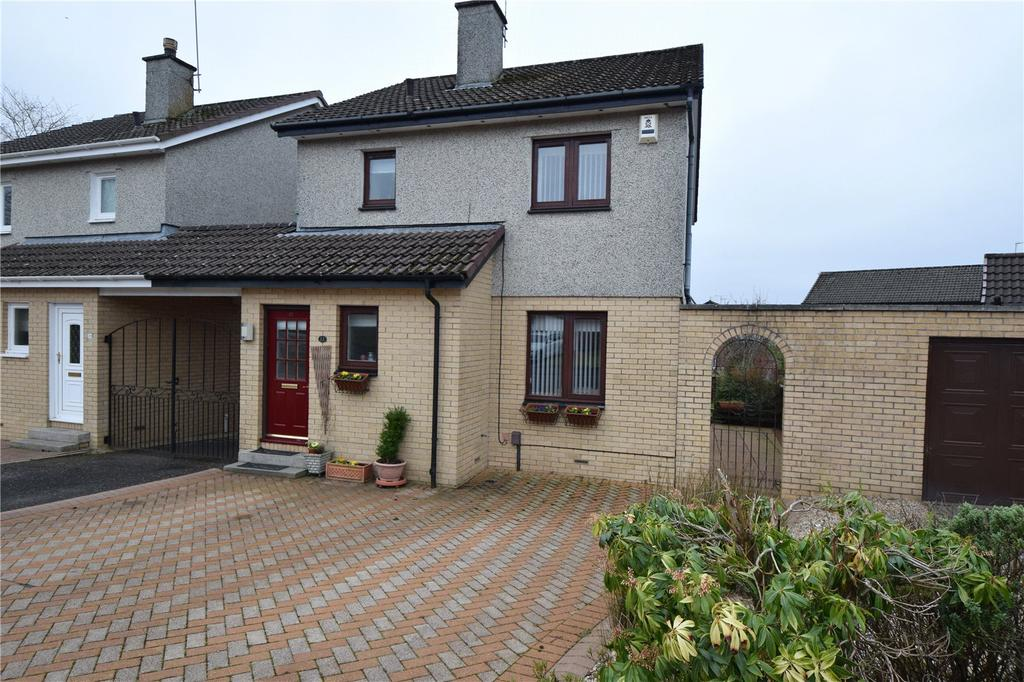 3 Bedrooms Detached House for sale in Ballantrae Drive, Newton Mearns, Glasgow