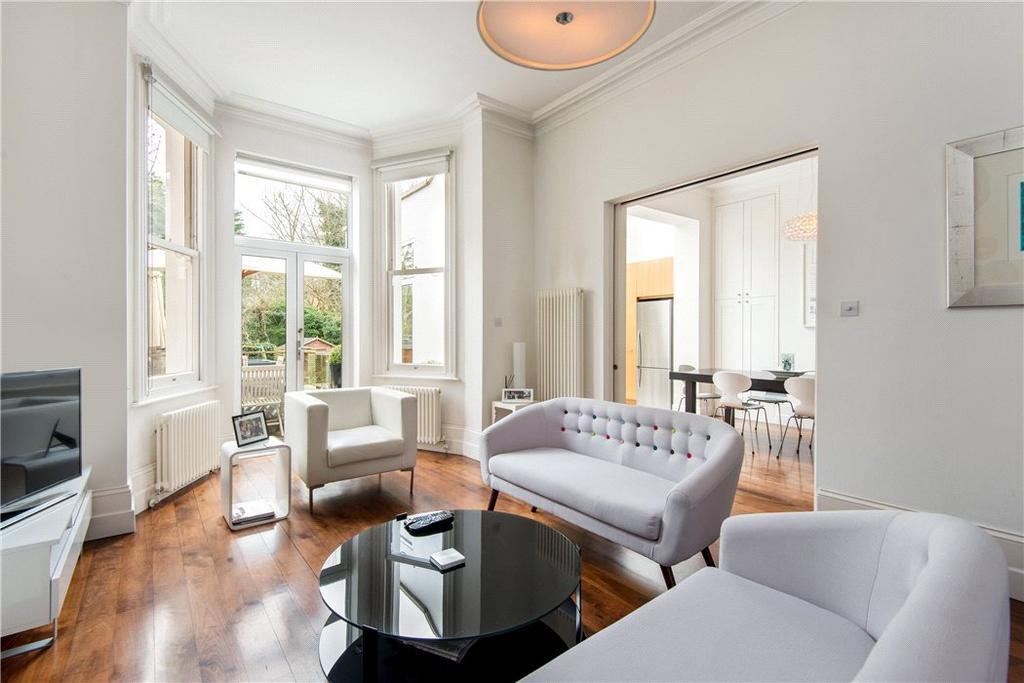 6 Bedrooms Semi Detached House for sale in Pattison Road, Hampstead, London, NW2