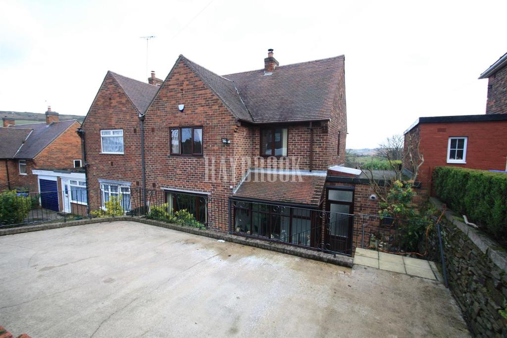 3 Bedrooms Semi Detached House for sale in Haywood Avenue, Deepcar
