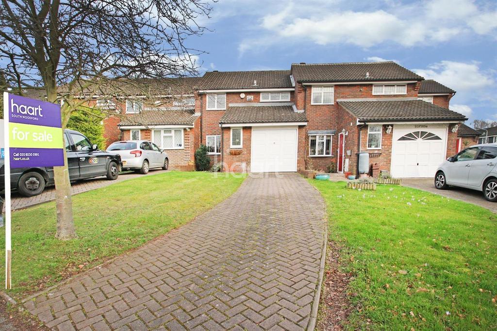 3 Bedrooms Terraced House for sale in Gwynne Park Development