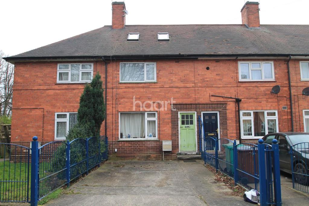 3 Bedrooms Terraced House for sale in Wishford Avenue , Nottingham