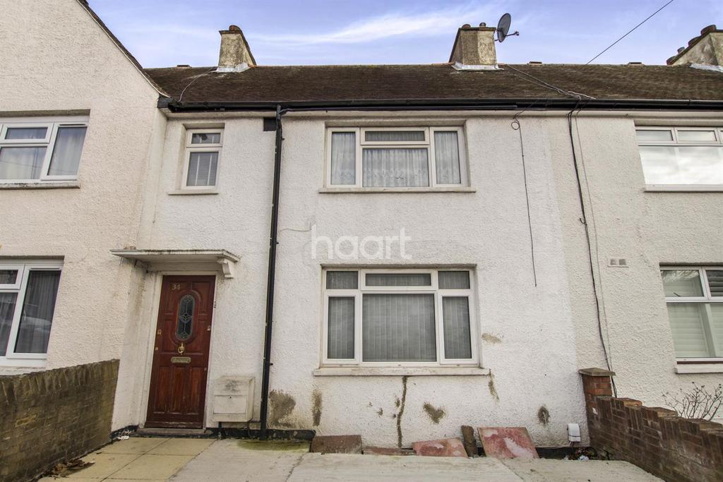 3 Bedrooms Terraced House for sale in Dryden Avenue, Hanwell
